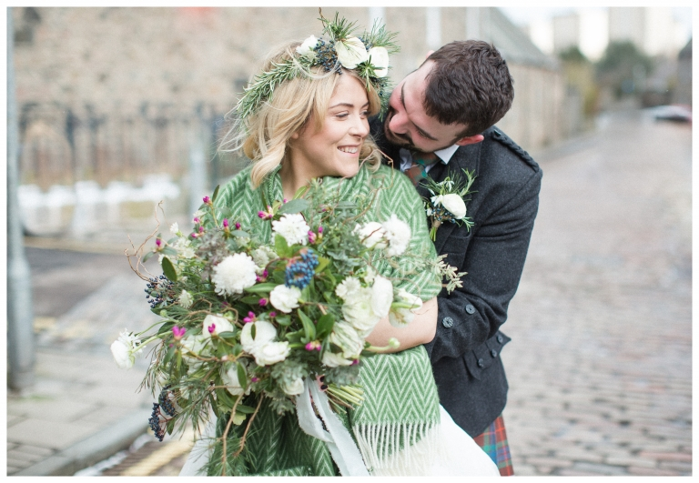 Aberdeen Scotland Elopement Wedding
