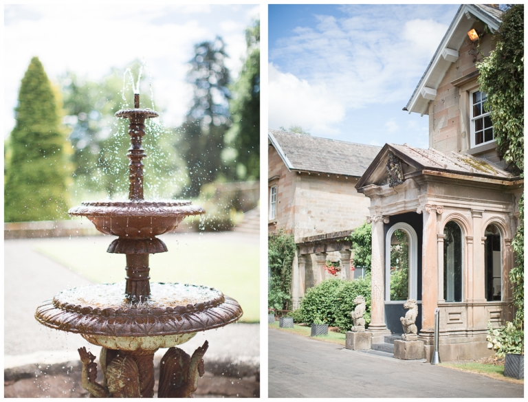 Aberdeen Scotland Wedding Photography Auchen Castle