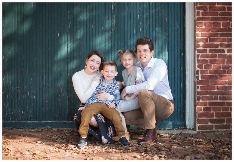 Aberdeen Scotland Family Photographer Journey